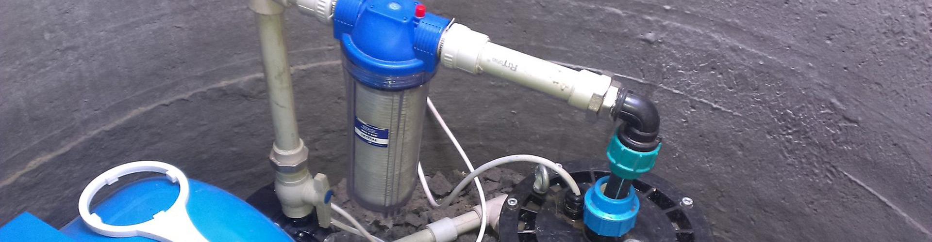 Водоснабжение из колодца в дом Московская область, недорого, профессионально
