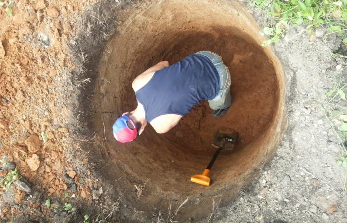 Копаем колодцы уже более 15 лет и наши клиенты довольны нами в МО и подмосковье